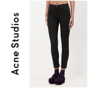 ACNE Studios Black Skinny Jeans